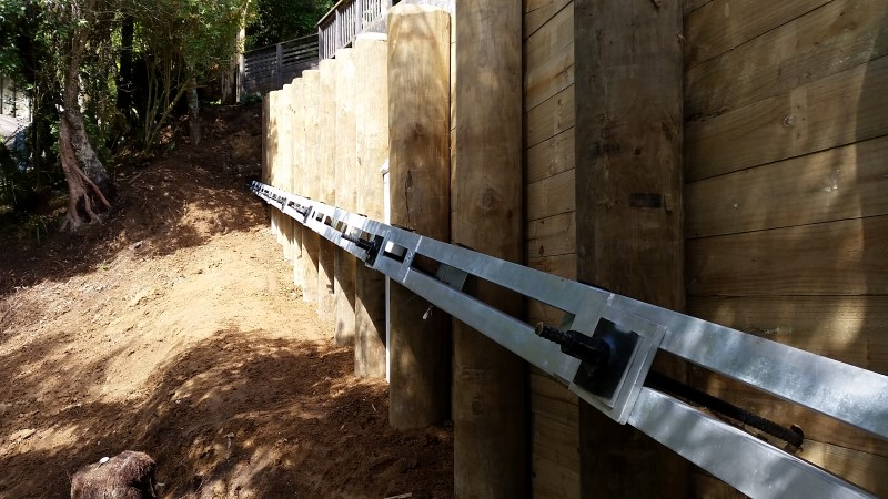 Earth Stability For Underpinning Drilling Rock And