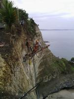 Drilling Of Anchors Via Rope Access 1